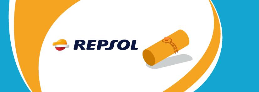 Repsol gas propano